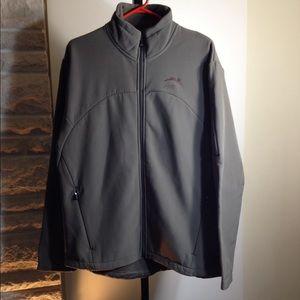 Snowshoe ski resort apex jacket